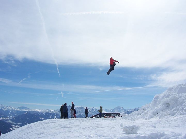Snowboarding Lessons Switzerland